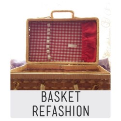 Basket refashion