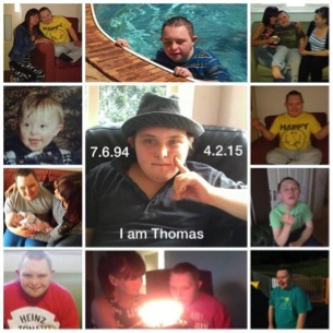 I am Thomas