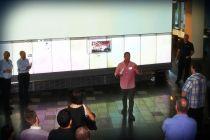 David Mitchell Presenting