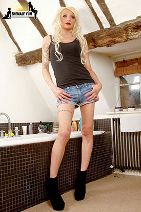ts holly parker shemale yum