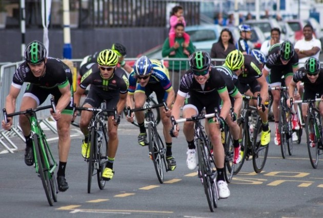 The 2016 Eastbourne Cycling Festival will see some fast racing on the tight sea front course