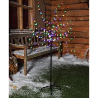 1.2m Cherry Blossom Multi Coloured LED