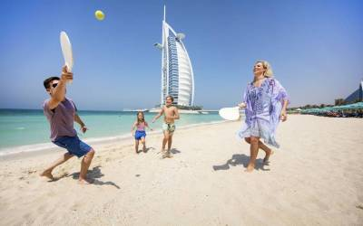 30 DAYS OF AMAZING FREE SPORTS ACTIVITIES ACROSS DUBAI FOR CHILDREN AND ADULTS