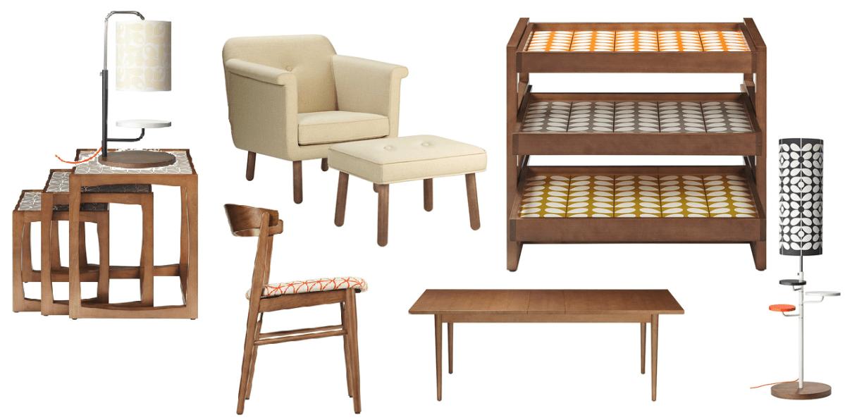 Orla Kiely furniture