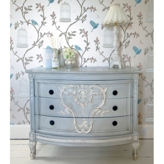 Baby blues - powder blue furniture and home accessories