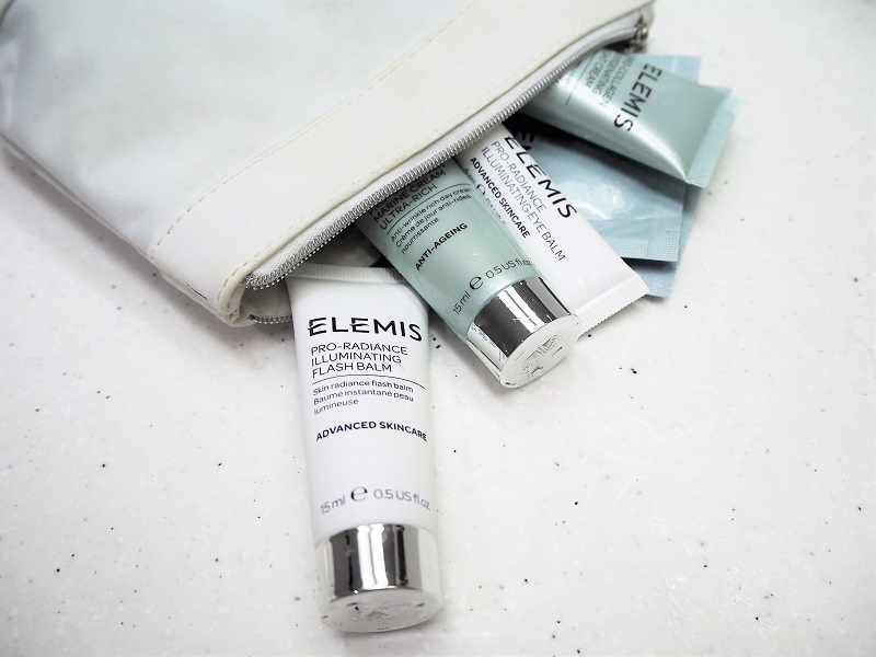Keeping up appearances with Elemis travel collection