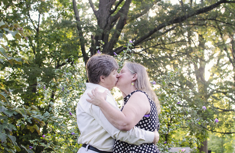 Towson Maryland Home Engagement Photography - 014