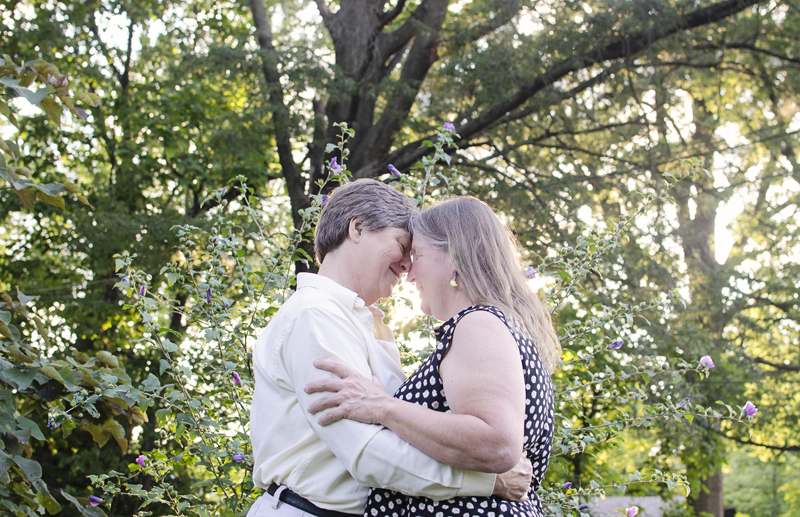 Towson Maryland Home Engagement Photography - 015