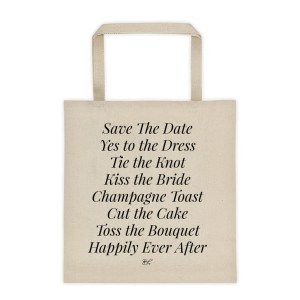 Wedding Planning – Tote