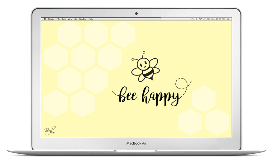 be happy desktop wallpaper