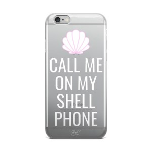 Shell Phone – iPhone case