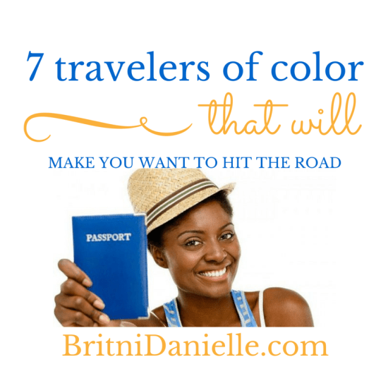 travelers of color