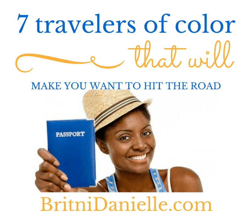 7 Travelers of Color Who Will Inspire You to Hit the Road