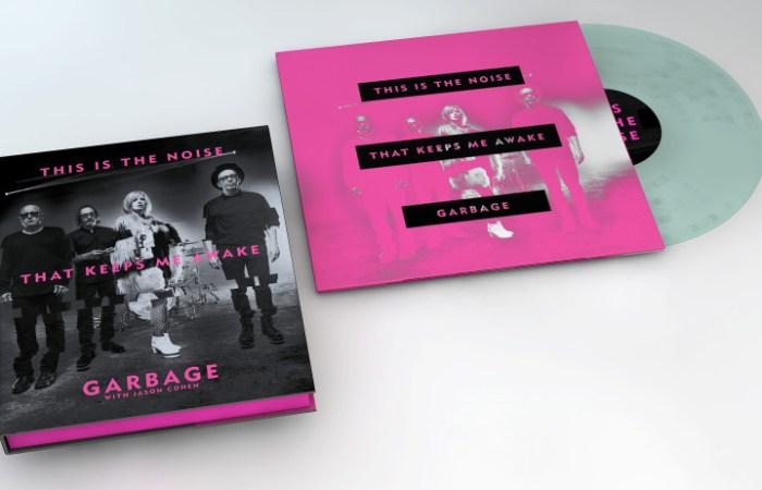 Garbage lanza libro autobiográfico y vinilo