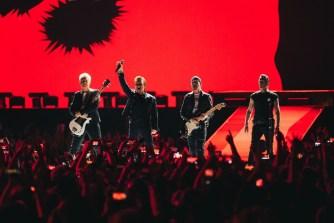 U2 generó 62 millones de dólares en su primer mes de gira