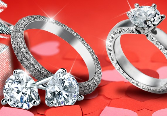 Kennedys Jewelers - February webpage slider