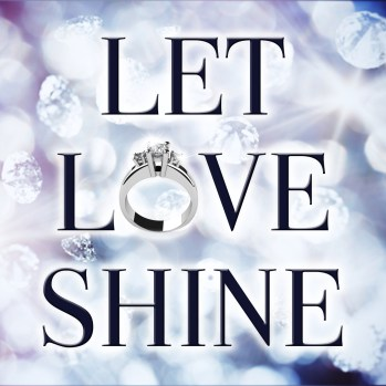 January Social Media - Let Love Shine