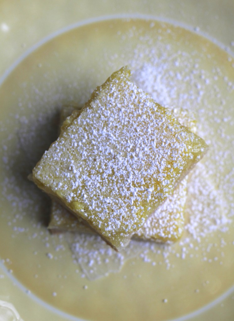 Quick & Easy Lemon Bars via Brittany's Pantry