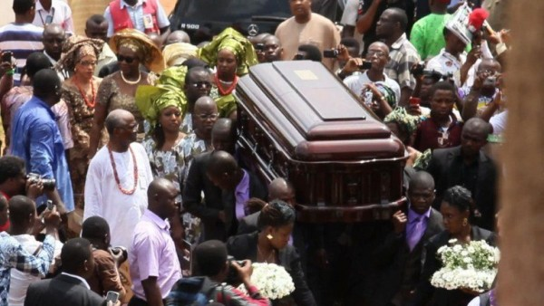 Achebe funeral 33