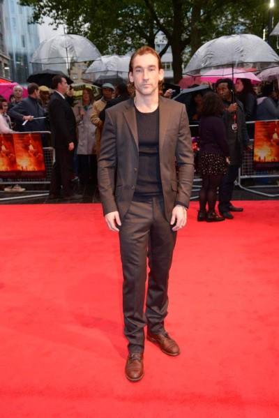 Joseph Mawle half of a yellow sun london premier