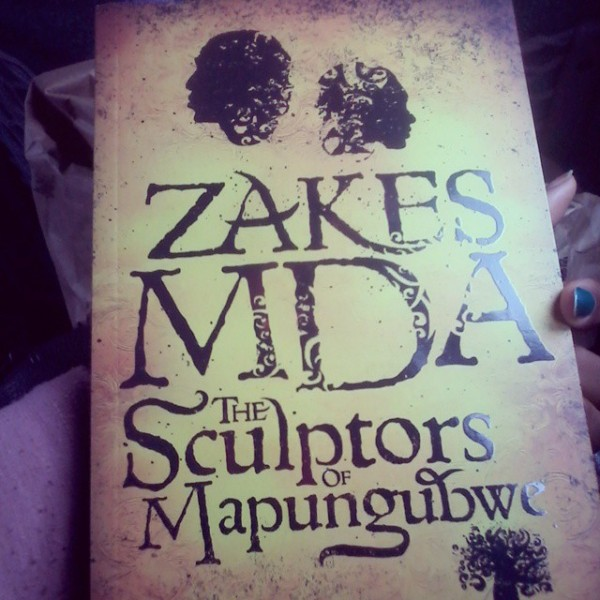 South African novelist, Zakes Mda, is Africa's mr. prolific. Here is his 2013 novel. There is a 2014 novel, but that news for another day. (instagram via @raelee_m)