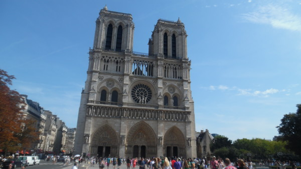 Paris 7 Notre Dame