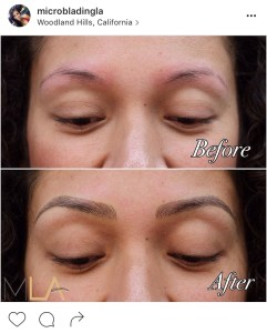 eyebrow tattoos vs microblading my own experience w
