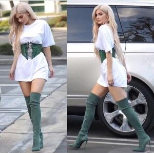 kylie-jenner-wears-corset