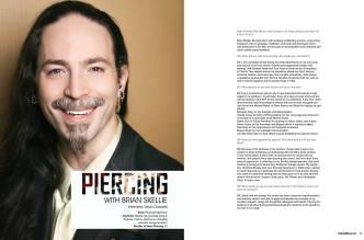 InkSpired Revista entrevistó a Brian Skellie