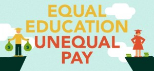 Equal Education Unequal Pay