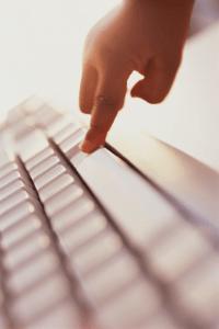 Child Hand Computer