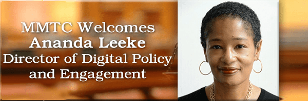 Ananda Leeke Welcome Banner