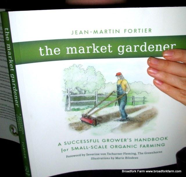 Reading the Market Gardener