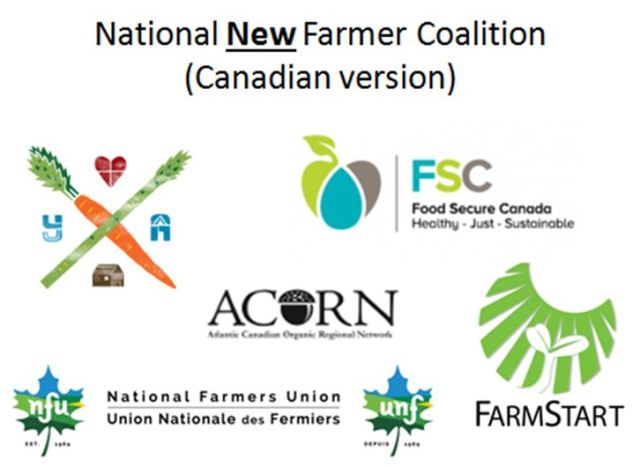 New Farmer Canada