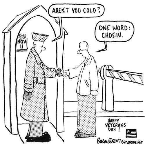cold - chosin