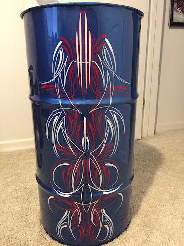 Barrels by Gene Chambers