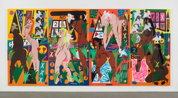 Artsy celebrates female figurative painters