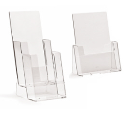 Manufacturers and suppliers of premium quality brochure holders and     Counter Stands