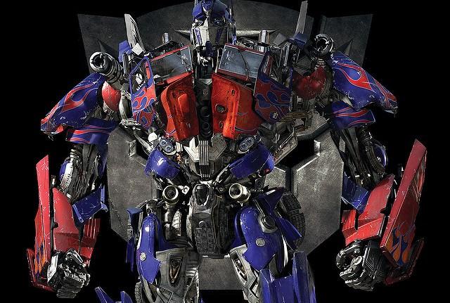 """Film Title: Transformers"" (CC BY 2.0) by shanewarne_60000"
