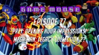 Episode 77 Game Moose Art