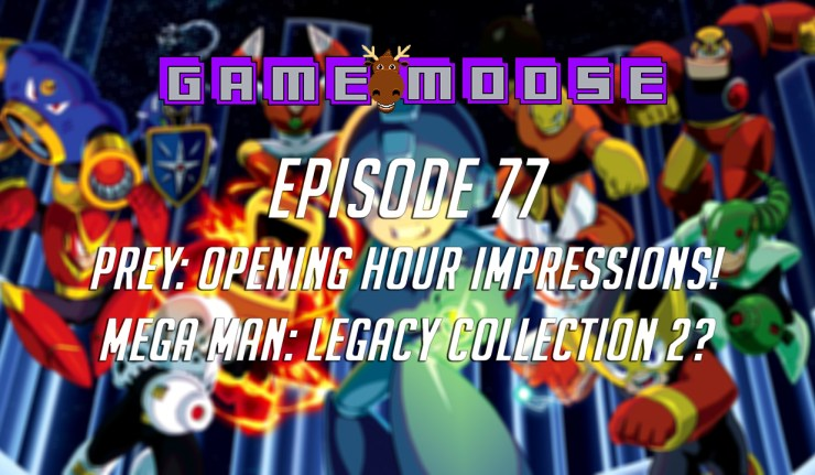 Episode 77 Game Moose Art
