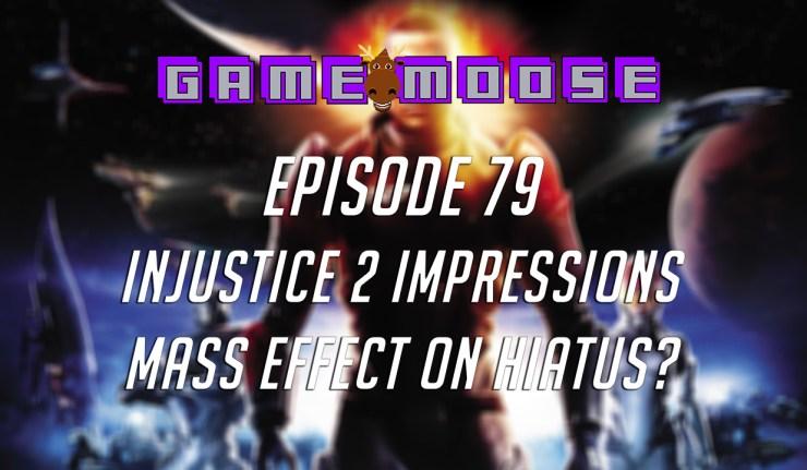 Episode 79 Game Moose Art