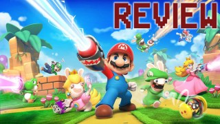 Mario rabbids review