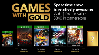 game with gold december