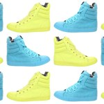 Neon Sneakers to Brighten Your Day