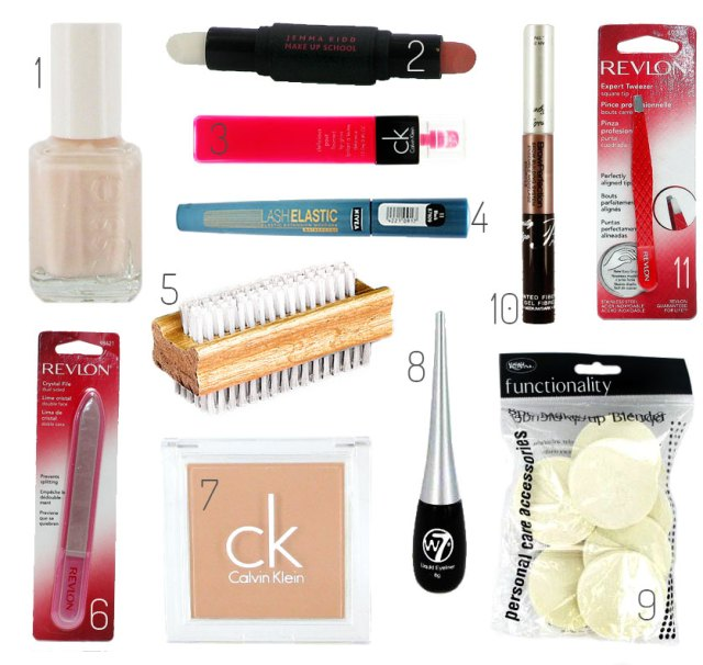 Beauty Staples under $4