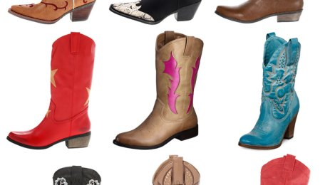 Cheaplist: 9 Unique Western Boots Under $75