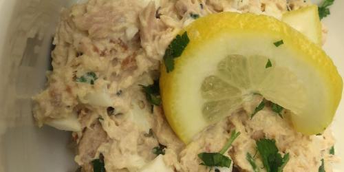 Paleo Gourmet Tuna Salad