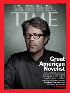 Jonathan Franzen, Great American Novelist?