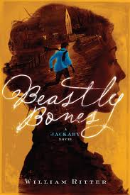 Beastly Bones (Jackaby #2) by William Ritter